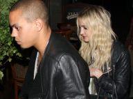 Ashlee Simpson: Son boyfriend Evan Ross, fils de Diana, la présente à sa famille
