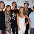 Jane Seymour en famille à la première d'Austenland à Hollywood, le 8 août 2013.