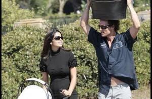 PHOTOS : Matthew McConaughey et Camilla Alves, première sortie avec bébé !