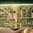 Le trophée de The Best ( The Best : Le meilleur artiste  - émission du vendredi 9 août 2013)
