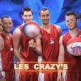 La troupe Crazy ( The Best : Le meilleur artiste  - émission du vendredi 9 août 2013)