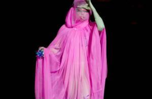 Lady Gaga : Reine de la provoc', elle chante le voile islamique dans Burqa/Aura