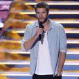 Liam Hemsworth aux 2013 Teen Choice Awards au Gibson Amphitheater à Los Angeles, le 11 août 2013.