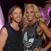 David Guetta : Grosse ambiance pour le DJ star au côté de sa femme Cathy