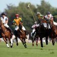 Match de polo Angleterre-Australie