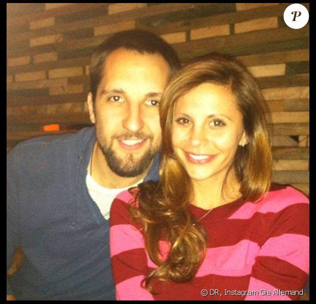 Ryan Anderson et sa compagne Gia Allemand, hospitalisée dans un état critique le 12 août 2013 à la Nouvelle-Orléans