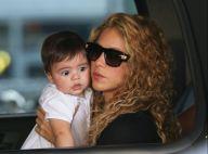 Shakira : Maman radieuse et globe-trotteuse hot avec son irrésistible Milan !