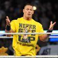 John Cena à East Rutherford, le 7 avril 2013.