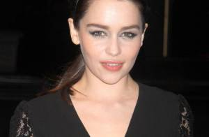 Emilia Clarke (Game of Thrones) : Visage d'un politique russe contre son gré