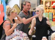 Gwen Stefani : Fin des vacances en France en compagnie de Bono et sa femme