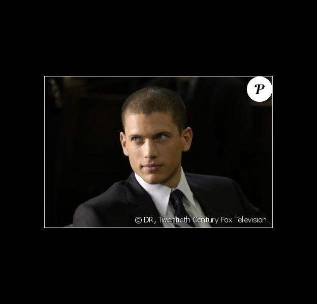 Wentworth Miller dans Prison Break en 2006.