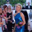 Diana , film d'Oliver Hirschbiegel consacré aux deux dernières années de la vie de Lady Di, s'intéresse largement à son histoire d'amour avec Hasnat Khan. Sortie en salles le 2 octobre 2013.