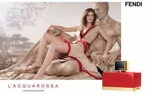 Chiara Mastroianni : Ravissante égérie pour Fendi et son nouveau parfum