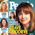 """Valerie Harper révèle souffrir d'un cancer du cerveau en phase terminale dans le magazine """"People"""", mars 2013."""