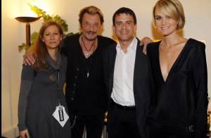 Laeticia Hallyday et Manuel Valls : En colère, l'épouse de Johnny répond
