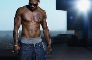 PHOTO : Nelly le rappeur texan nous montre son caleçon ! Yih-ha !