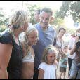 Quelle star ce Nicolas Sarkozy !