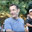 Nicolas Sarkozy : à fond, à fond, à fond !