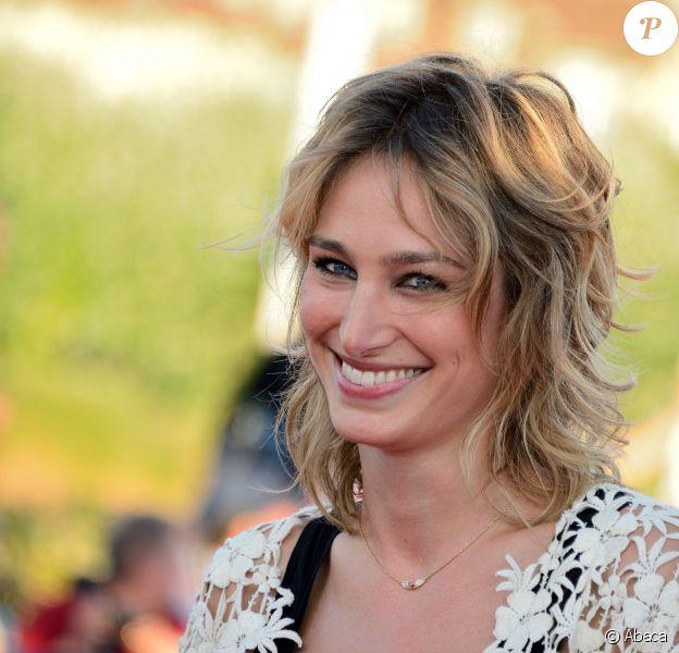 Pauline Lefèvre lors du festival de Deauville, le 4 septembre 2013.