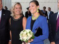Princesse Victoria : Une goutte de bling-bling pour le Junior Water Prize 2013
