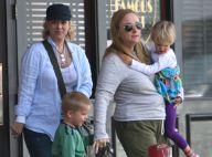 Melissa Etheridge, en guerre pour ses jumeaux, met une raclée à son ex-femme