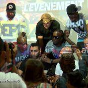 Urban Peace 3 : La Fouine, IAM et Youssoupha envahissent le Stade de France