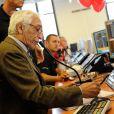 Gérard Darmon lors de la journée de charité organisée en mémoire des attentats du 11 septembre 2001 par BGC Partners et sa filiale Aurel BGC, à Paris, le 11 septembre 2013