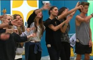 Secret Story 7 : Anaïs, Alexia, Clara et les autres rendent hommage à La Voix !