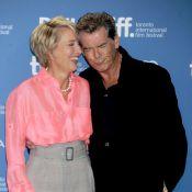 Pierce Brosnan, après la mort de sa fille : De retour soutenu par Emma Thompson