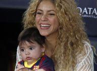 Shakira avec son fils Milan au stade : Supporters câlins du papa Gerard Piqué