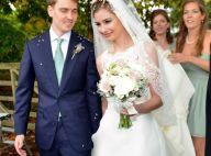 Tony Blair et Cherie : Emus et heureux lors du mariage de leur fils Euan