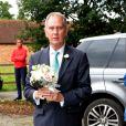 Jonathan Ashmanlors du mariage d'Euan Blair et de sa fille Suzanne Ashmanà Wooten Underwood, le 14 septembre 2013.