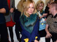 Fashion Week : Sienna Miller, ravissante pour soutenir son ami créateur