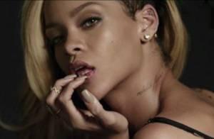 Rihanna : Une bombe débordante de sexy et d'érotisme pour Rogue