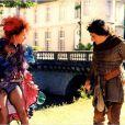 Marie-Anne Chazel et Christian Clavier dans Les Visiteurs (1993)