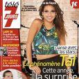 Tal en couverture du magazine Télé 7 Jours du 28 septembre 2013.