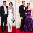 Brooke Burke, Alyson Hannigan et Julianna Margulies amoureuses aux Emmy Awards 2013