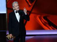 Michael Douglas, ému et hilarant, remercie sa femme et son fils aux Emmy Awards
