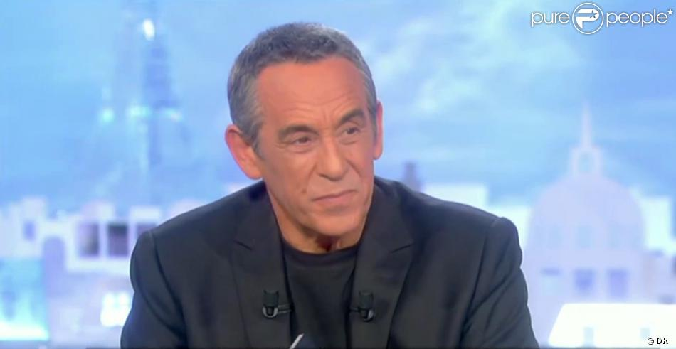 thierry ardisson dans son mission salut les terriens canal le 21 septembre 2013. Black Bedroom Furniture Sets. Home Design Ideas