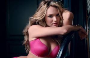Candice Swanepoel : Canon en lingerie, l'Ange de Victoria's Secret s'affirme