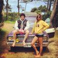 """Jean Imbert et Alexandra Rosenfeld : """"Bonnie & Clyde. South Beach"""""""