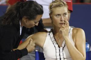 Maria Sharapova :  Elle annule sa participation aux J.O. de Pékin !