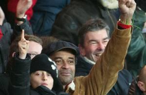 Yannick Noah : Son fils Joalukas fan du PSG et de Zlatan, ''un fou génial''