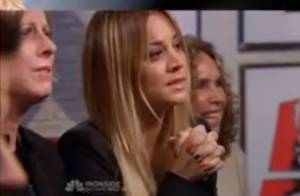 Kaley Cuoco émue aux larmes : Sa soeur fait craquer les coachs de The Voice