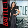 """Michelle Rodriguez à l'avant-première de """"Battle : Los Angeles"""" à Los Angeles, le 8 mars 2011."""