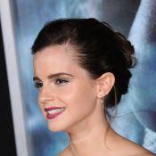 Emma Watson : Virginale au côté d'une Katie Holmes pétillante et à croquer !