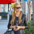 Paris Hilton à Los Angeles, le 30 septembre 2013.