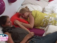 VIDEO Secret Story : Samantha et Marilyn se font plaisir...