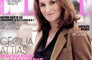 Cécilia Attias : Nicolas Sarkozy, leur fils Louis, nouvelles confidences...