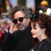 Tim Burton en charmante compagnie : Helena Bonham Carter dément tout adultère